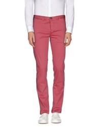 Fred Mello Trousers Casual Trousers Men Pastel Pink