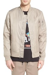 The Rail Men's Nylon Bomber