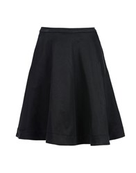 Komodo Skirts Knee Length Skirts Women Black