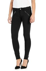 Paige Women's 'Dover' Ankle Zip Skinny Ponte Pants