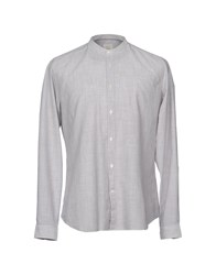 Caliban Shirts Grey