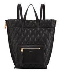 d5821345cd11 Givenchy Small Duo Quilted Backpack Black