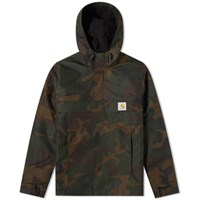 Carhartt Nimbus Fleece Pullover Jacket Green