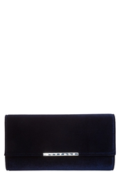 Buffalo Clutch Blue Dark Blue