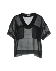 Henry Cotton's Blouses Steel Grey