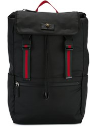 Gucci Technical Backpack Black