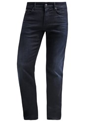 Hugo Boss Green Slim Fit Jeans Dark Blue Blue Denim
