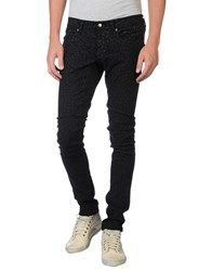 Richmond Denim Denim Denim Trousers Men Black