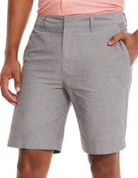 Kenneth Cole Scout Dress Shorts Cement