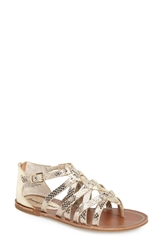Tommy Bahama 'Halina' Sandal Women Light Gold
