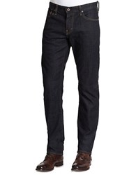 Ag Jeans The Graduate Tailored Fit Jack Blue