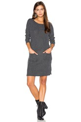 Nation Ltd. Lena Dress Charcoal