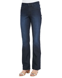 Nydj Barbara Boot Cut Burbank Leaves Jeans