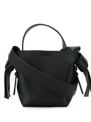 Acne Studios Musubi Micro Bag Black