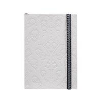 Christian Lacroix A6 Paseo Embossed Notebook Pastis