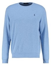 Polo Ralph Lauren Sweatshirt Soft Royal Heather Royal Blue
