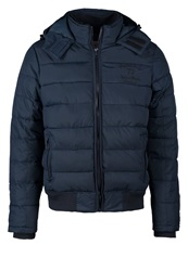 Petrol Industries Winter Jacket Deep Navy Dark Blue