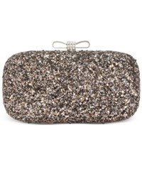 Inc International Concepts Evie Clutch Only At Macy's Pewter