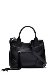 Elizabeth And James Andie Mini Leather Satchel