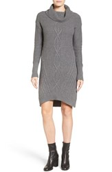 Caslonr Women's Caslon Cowl Neck Sweater Dress