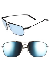 Revo 'Groundspeed' 59Mm Polarized Aviator Sunglasses Black Blue Water