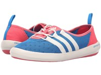 Adidas Climacool Boat Sleek Shock Blue Chalk White Super Blush Women's Shoes