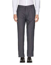 Officina 36 Trousers Casual Trousers Lead