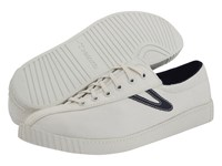 Tretorn Nylite Canvas White Peacoat Navy 2 Men's Classic Shoes