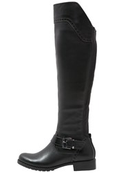 Anna Field Overtheknee Boots Black