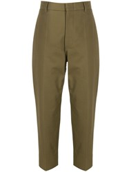 Sofie D'hoore Cropped Tapered Trousers 60