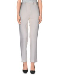 Normaluisa Trousers Casual Trousers Women Ivory