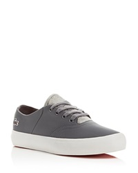 Lacoste Rene Lace Up Sneakers Grey