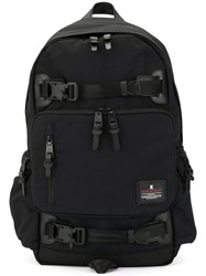 Makavelic Jade B.U. Evolution Backpack Black