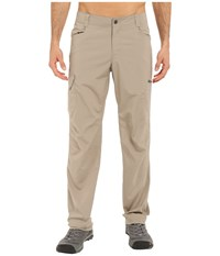 Columbia Silver Ridge Stretch Pants Tusk Men's Casual Pants Beige