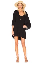 Blue Life Senorita Dress Black