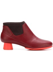 Camper Alright Boots Red