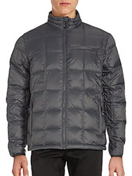 Hawke And Co Box Quilted Down Jacket Black