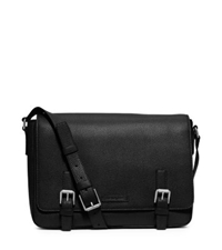 Michael Kors Windsor Large Nylon Messenger Black