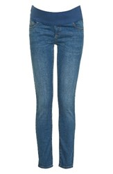Topshop Women's Pretty Leigh Skinny Maternity Jeans
