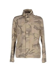 At.P. Co At.P.Co Coats And Jackets Jackets Men Beige