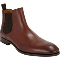 Barneys New York Chelsea Boot Beige Tan