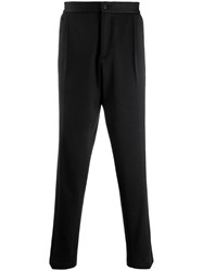 Salvatore Ferragamo Tailored Slim Fit Trousers Blue
