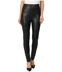Lysse Vegan Leather Legging Black Women's Casual Pants