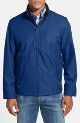Men's Rainforest Waterproof And Windproof Bomber Cobalt