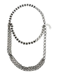 Fannie Schiavoni Necklaces Black