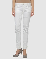 Acht Denim Pants White