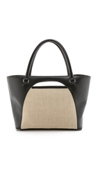 J.W.Anderson Moon Tote Black Natural