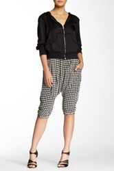 Tov Short Baggy Pant Black