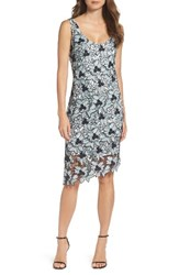 Bb Dakota Occasion Women's Britta Asymmetrical Lace Dress