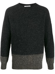 Ymc Two Tone Crewneck Sweater 60
